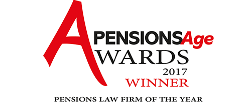 Pensions Age Awards 2017 - Pensions Law Firm of the Year