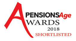 Pensions Age Awards 2018 - Shortlisted